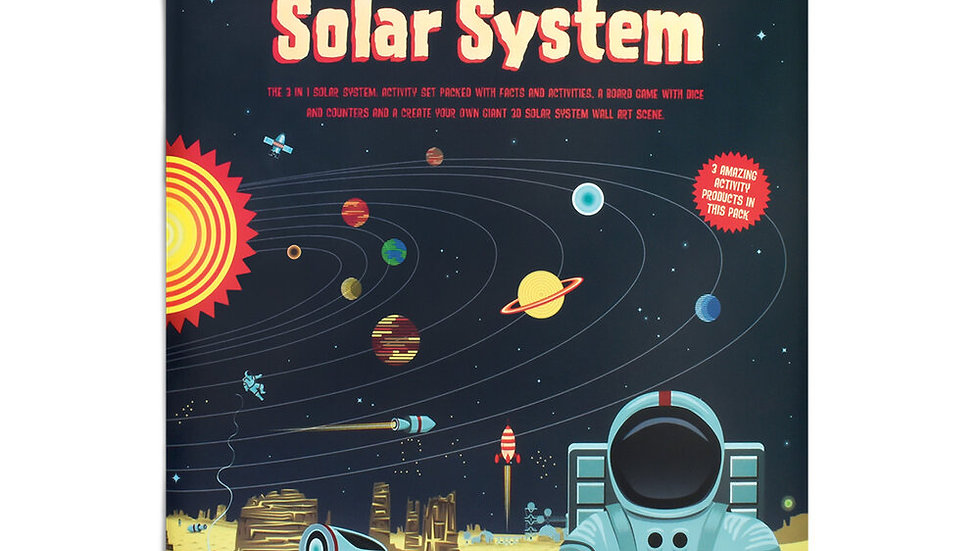 Create Your Own Solar System Clockwork Soldier
