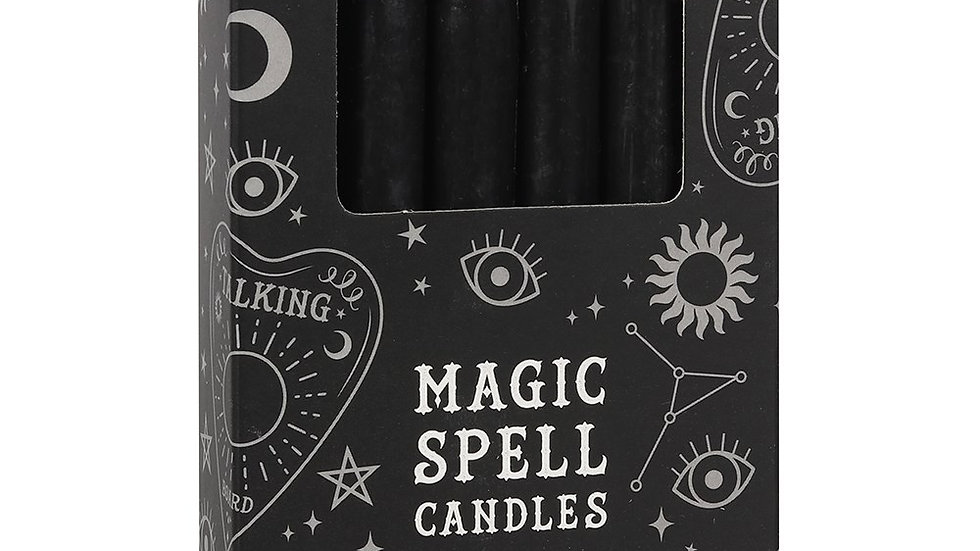 Spell Candles Black Protection