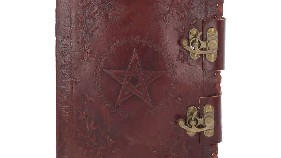 Leather Journal  Book of Shadows 25cm