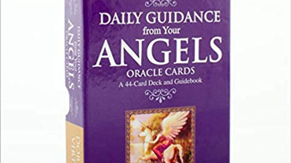 Daily Guidance From Your Angel Oracle Cards Doreen Virtue
