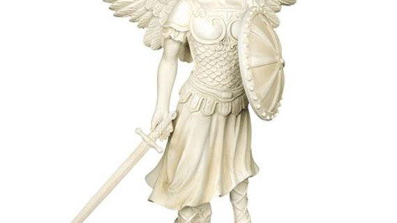 Archangel Michael Figure By Angelstar