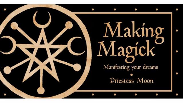Making Magick Mini Cards