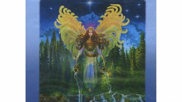 Angel Tarot Radleigh Valentine