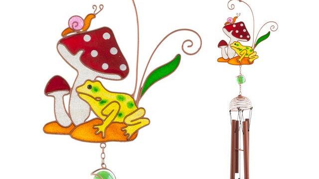 Toadstool Windchime