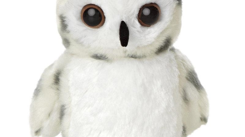 Snowy Owl 8in