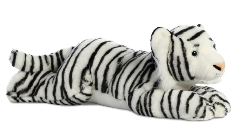 Super Flopsies White Tiger 27in
