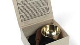 Fair Trade Small Boxed Singing Bowl