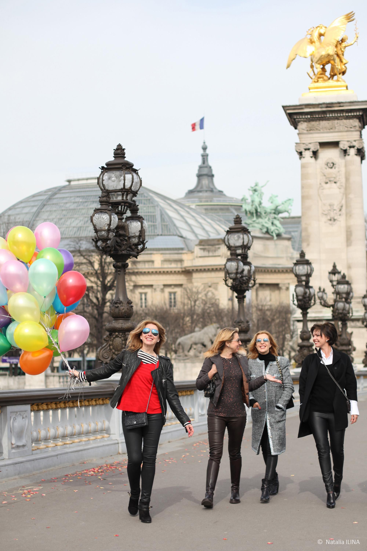 Праздник в Париже