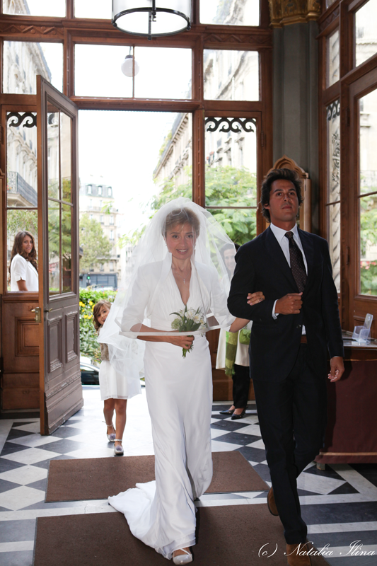 Приезд невесты