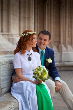 Свадьба в Лионе