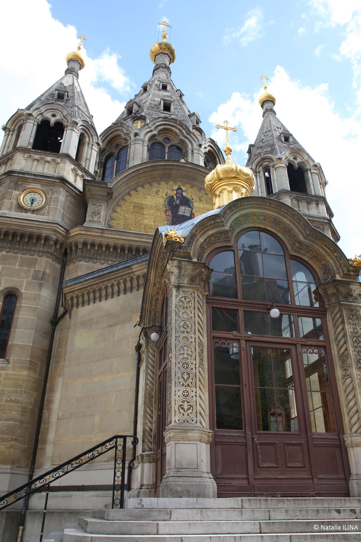 Храм Александра Невского
