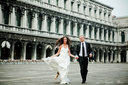 Свадьба в Венеции, фотосессия