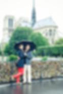 Фотопрогулки в Париже
