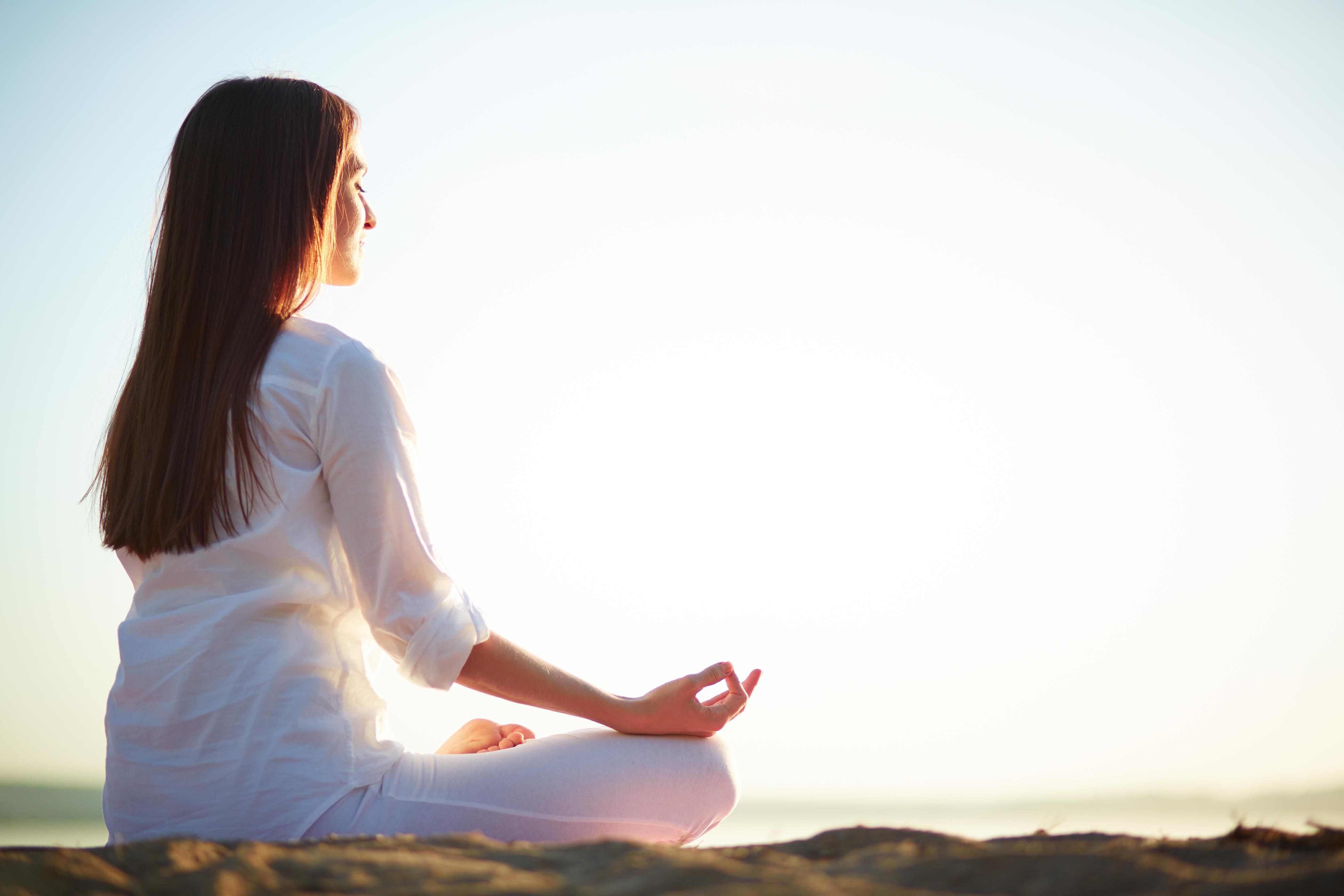 Yoga, Meditação