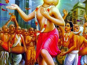 Lord Chaitanya's Gift: Nama-ruci