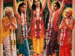 Lord Chaitanya's Compassion for All Souls - Jiva-doya