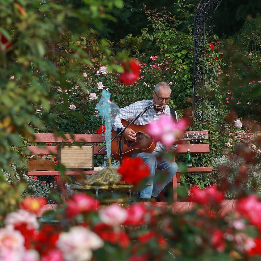 Sunday Rose Garden Brunch