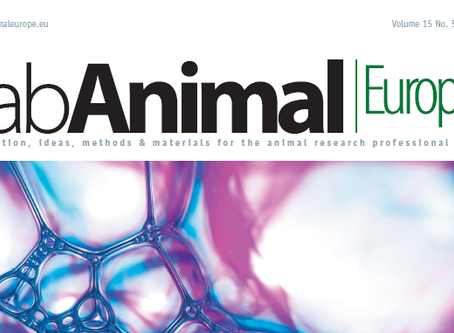EARA's Editorial – Lab Animal Europe