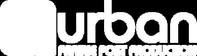 Urban Prairie Post logo white
