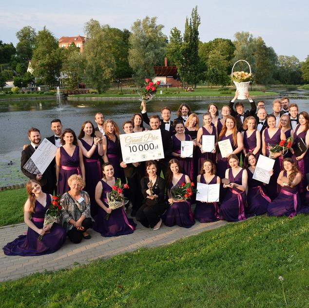 Grand Prix Barczewo - Chór Akademicki UW