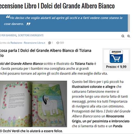 I Dolci del Grande Albero Bianco su RecensioneLibro.it