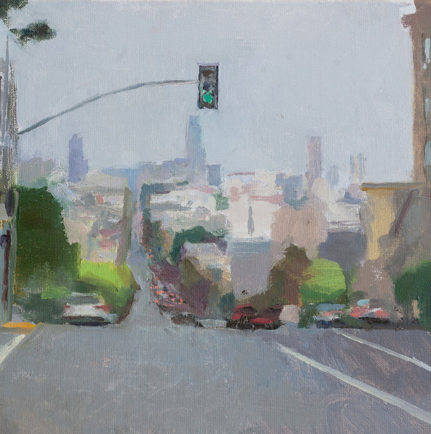 Downtown from Japantown - Sold