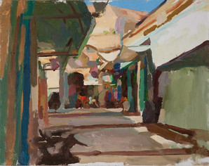The Souk, Jerusalem - Sold