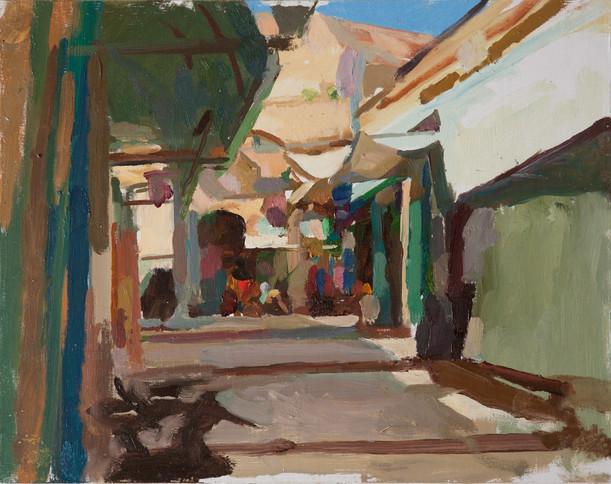 The Souk, Jerusalem - Sold