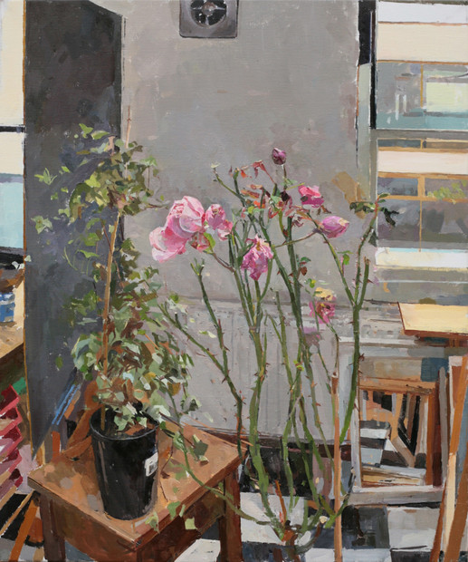 Winter Rose - Sold