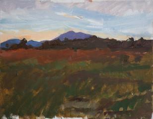 Mount Tamalpais, Sunset