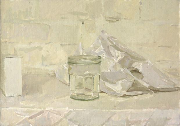Still Life with Jar - Sold