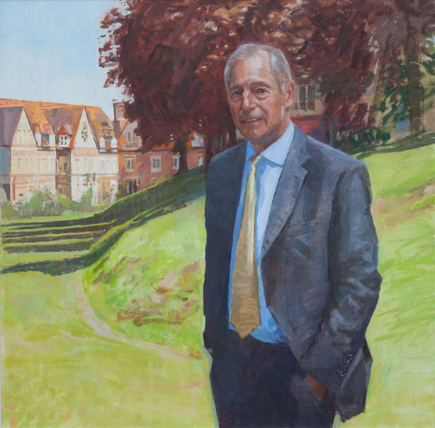 Martin Young - Warden of Bradfield