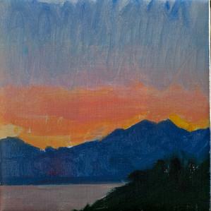 Montenegro Sunrise series 2 no.1