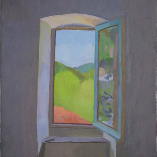Studio Window, Cevennes
