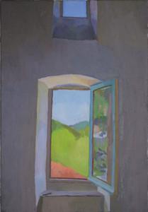 Studio Window, Cevennes