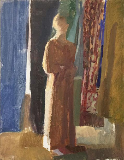Standing Figure, Ruta - Sold