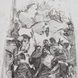 Veronese's Martyrdom of San Giorgio