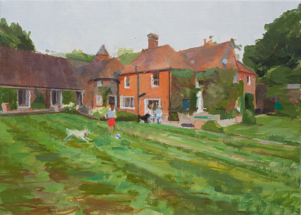 House Portrait - Sold