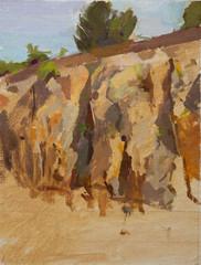 The Cliff, Civita Castellana - Sold