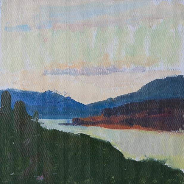 Sunset Montenegro, Soft Light