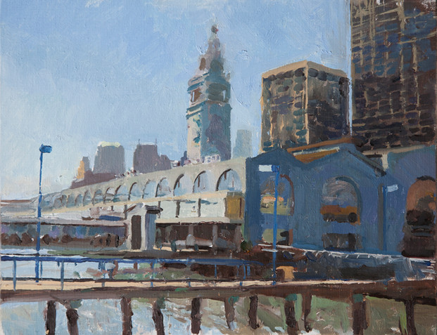 Ferry Building - Sold