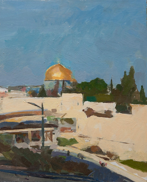 Dome of The Rock - Sold