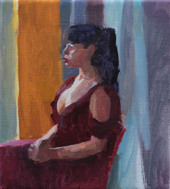 Carla no. 1 - Sold