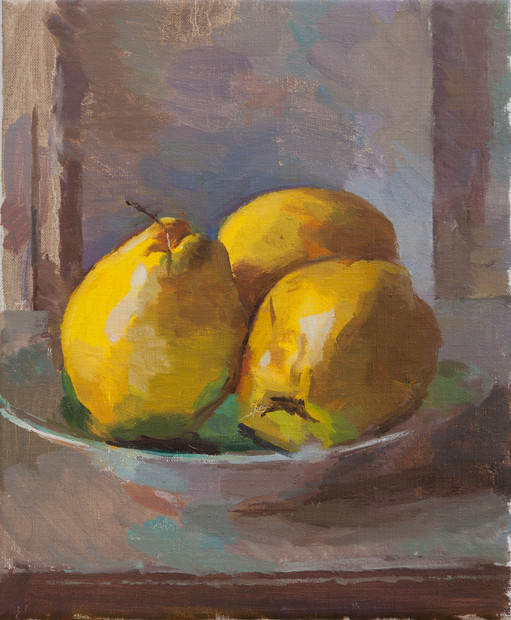 Three Quinces - Sold