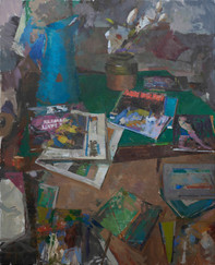 Blue Jug, Magnolia Branch and Uglow Catalogues - Sold