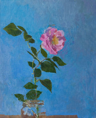 Pink Rose - Sold