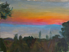 Sunrise Zakynthos no. 2 - Sold