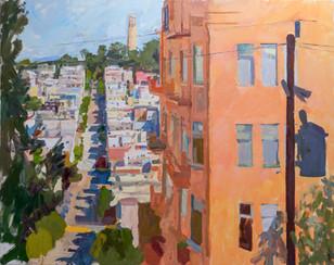 Greenwich Street, San Francisco