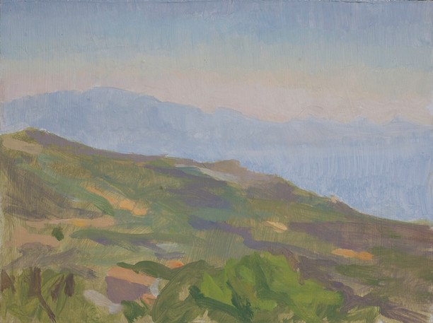 Zakynthos, looking towards Kefalonia no.3 - Sold