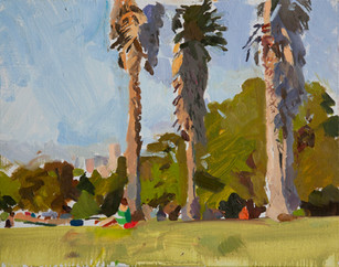 Three Palms, Dolores Park - Sold